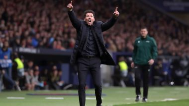 Diego Simeone's Atletico Madrid Produce Defensive Masterclass Against Liverpool in Champions League, Netizens Praise Argentine Manager