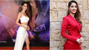 Disha Patani Gives Rose Day 2020 Fashion Goals in a Red Hot and Wow-So-White Avatars (See Pics)
