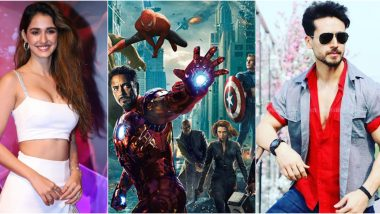 Disha Patani Names Her Favourite Avengers and No It's Not the One Tiger Shroff Lent His Voice For!