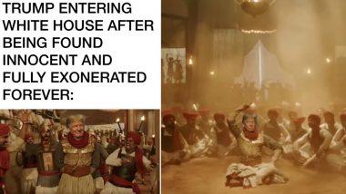 Donald Trump Jr Shares Video of US President Dancing As 'Peshwa Warrior' on Ranveer Singh's Popular Track 'Malhari'