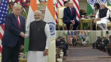 Donald Trump in India, Day 2 Live News Updates: Market Will Soar If I Win The Election, US President Tells Indian Investors