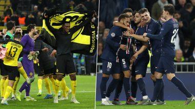DOR vs PSG Dream11 Prediction in UEFA Champions League 2019–20: Tips to Pick Best Team for Borussia Dortmund vs Paris Saint-Germain Football Match