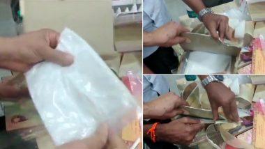 Ephedrine Drug Worth Rs 5 Crore Found Concealed in Wedding Invitation Cards at Bengaluru Airport