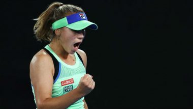 Sofia Kenin Beats Garbine Muguruza to Win 2020 Australian Open Women's Singles Title