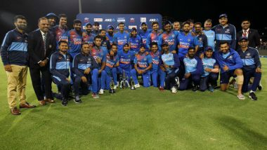 India vs New Zealand 5th T20I 2020 Match Result: Jasprit Bumrah, Rohit Sharma Star as India Complete 5-0 Sweep