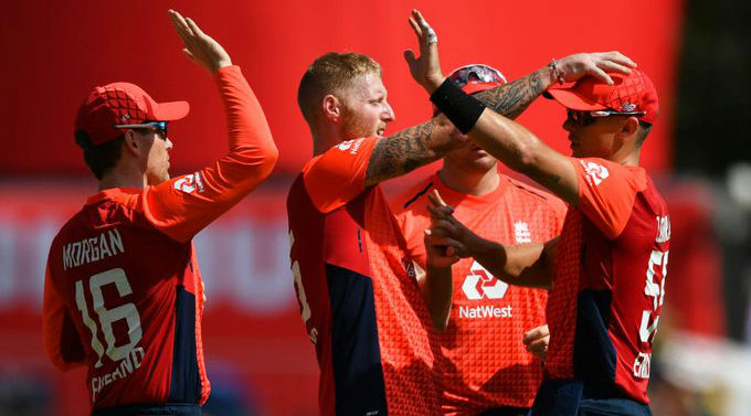 SA vs ENG 3rd T20I 2020 Match Result: Eoin Morgan Smashes 22-Ball 57 as England Win Series 2-1 vs South Africa