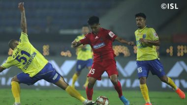 NorthEast United FC vs Kerala Blasters FC, ISL 2020 Match Result: Kerala, NorthEast Play Out Goalless Draw at Indira Gandhi Athletic Stadium