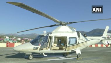 Uttarakhand Launches Helicopter Services for Gauchar, Chinyalisaur in Garhwal Hills Under Modi Govt Udan Scheme