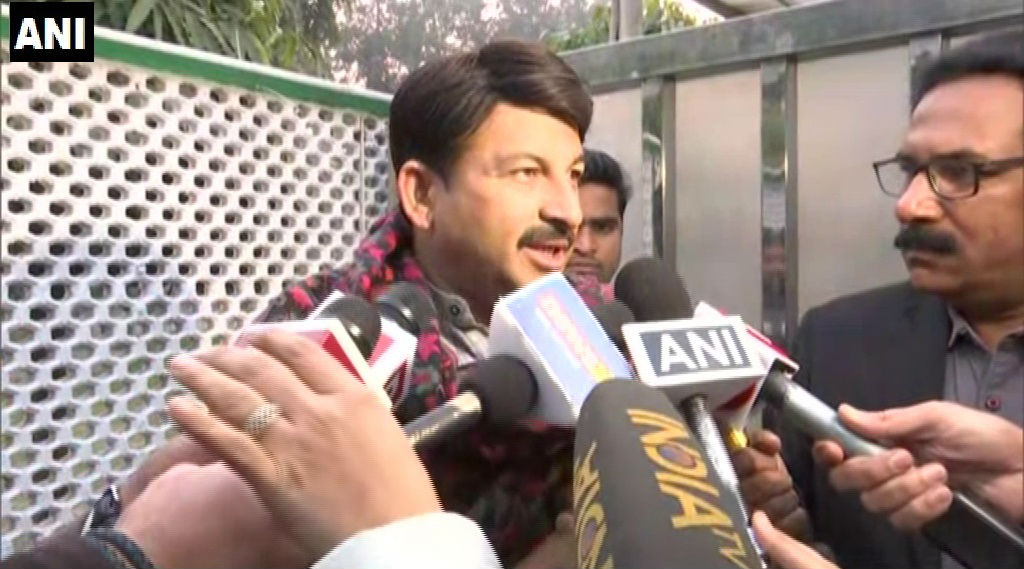 Delhi Assembly Elections 2020 Results: Confident That It Will Be a Good Day for BJP, Says Manoj Tiwari