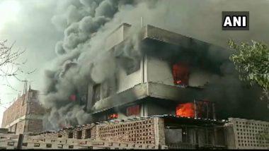 Haryana: Four Dead, 28 Injured at Chemical Factory Blast in Bahadurgarh