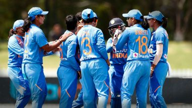 ICC Women's T20 World Cup 2020, IND vs WI Match Result: India Beat West Indies in Final Warm-Up Fixture at Allan Border Field