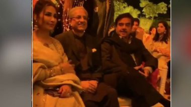 Shatrughan Sinha Attends Wedding in Lahore, Pakistan, Draws Social Media Ire