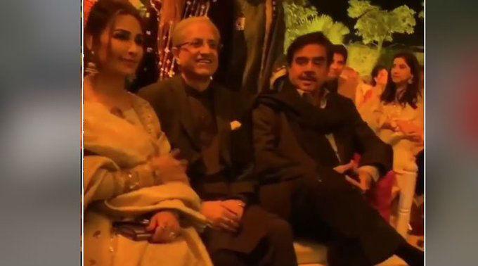 Shatrughan Sinha Attends Wedding in Lahore, Pakistan, Draws Social Media Ire