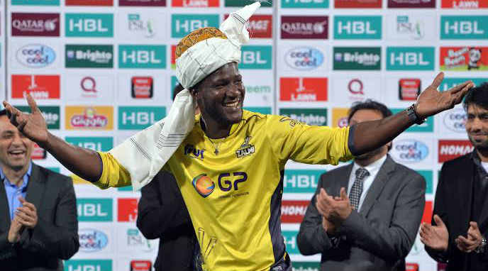 Darren Sammy, West Indies and Peshawar Zalmi Cricketer, to be Given Honorary Citizenship of Pakistan on March 23