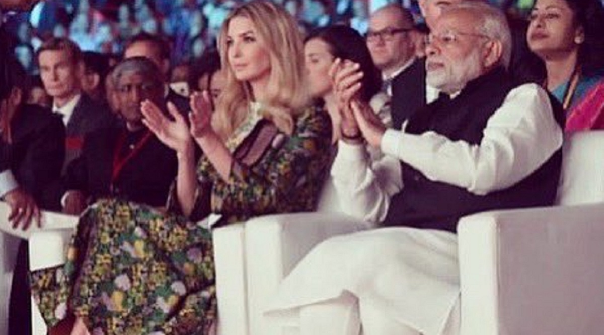 Ivanka Trump: Honoured to Return to India for Celebrating Grand Friendship Between Two Largest Democracies