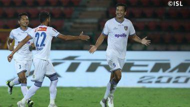 ISL 2019–20 Semi-Final: Chennaiyin FC Stun Goa FC 4–1 in First Leg