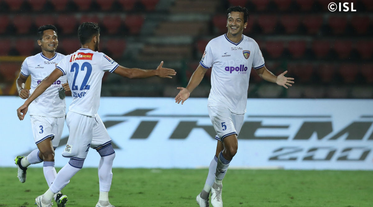 NEUFC vs CFC, ISL 2019-20 Match Result: Chennaiyin FC to Face Goa in Playoffs After NorthEast United Draw 2-2