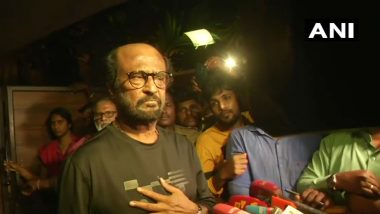 Delhi Violence is 'Intelligence Failure', Home Minister Amit Shah Answerable, Says Rajinikanth