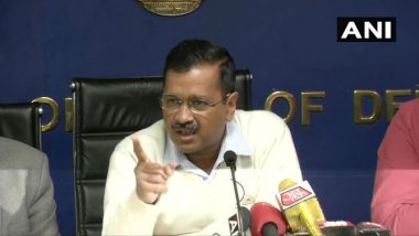 Arvind Kejriwal Govt to Provide Books, Uniforms to Children of Public & Private Schools Who Lost Them in Delhi Violence