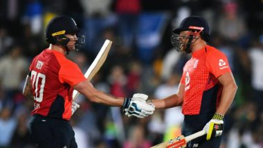 South Africa vs England 2nd T20I 2020: ENG Wins the Last Ball Thriller Against SA