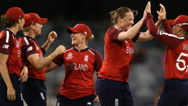 Live Cricket Streaming of England Women vs Thailand Women ICC Women's T20 World Cup 2020 Match on Hotstar and Star Sports: Watch Free Live Telecast of ENG W vs THA W on TV and Online