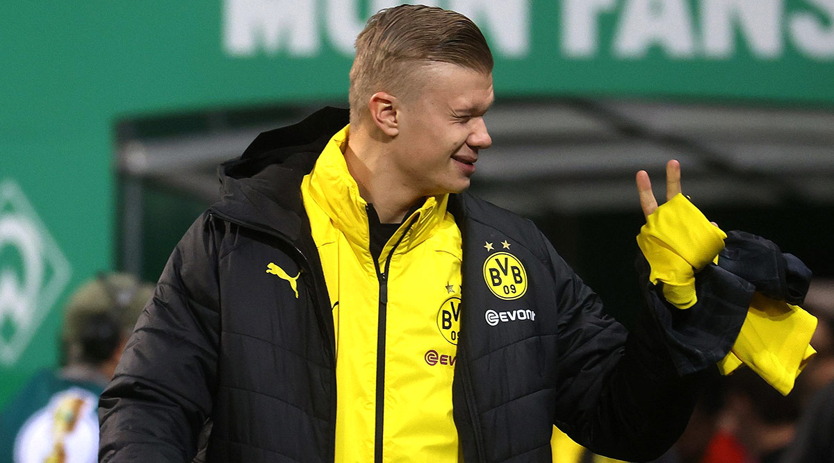 Bundesliga Chief Christian Siefert Takes A Jibe at Erling Haaland, Says 'If Haaland Is So Good Then Why Is He at Dortmund?'