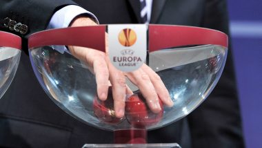 2019–20 UEFA Europa League Round of 16 Draw Free Live Streaming Online:  Where to Watch Live Telecast of UEL Last 16 Draw on TV in Indian Time (IST)  | ⚽ LatestLY