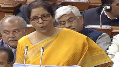 Budget 2020 Reactions: Here's What Corporates Said on the Annual Finance Budget Presented by FM Nirmala Sitharaman
