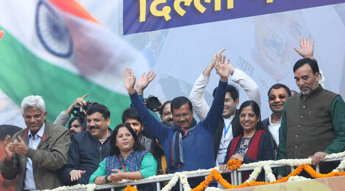 Delhi Government: Full List of Ministers With Portfolios in Arvind Kejriwal's Cabinet