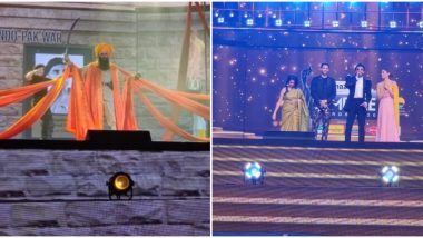 Filmfare Awards 2020 Inside Pics and Videos: Check Out Akshay Kumar's Dance, Vicky Kaushal-Varun Dhawan's Towel Act and More From The Ceremony!