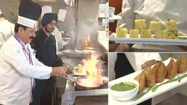 Donald Trump India Visit Menu: US President, Melania to Relish Gujarati Veg Dishes in Ahmedabad, 'Trump Platter' Await First Couple at Delhi's Bukhara Restaurant