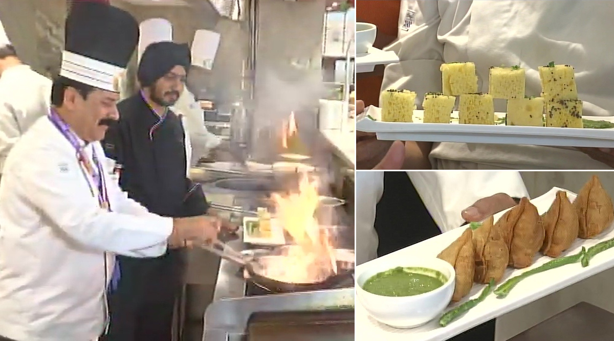 Image result for DONALD TRUMP MENU DONALD TRUMP ON INDIA TOUR DONALD TRUMP FOOD IN INDIA SURESH KHANNA PREPARING FOOD FOR DONALD TRUMP