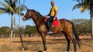 'Gabbar Is Back' Shikhar Dhawan Looks All Set to Take the Field Again (See Post)