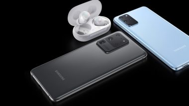 Samsung Galaxy S20 Series & Galaxy Buds+ Officially Launched; Galaxy S20 Ultra To Be Offered With 16GB RAM