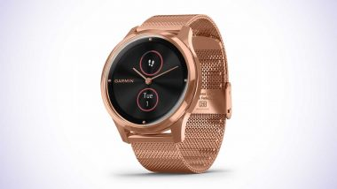 Garmin Vivomove Smartwatch Series Launched in India At A Starting Price of Rs 24,490