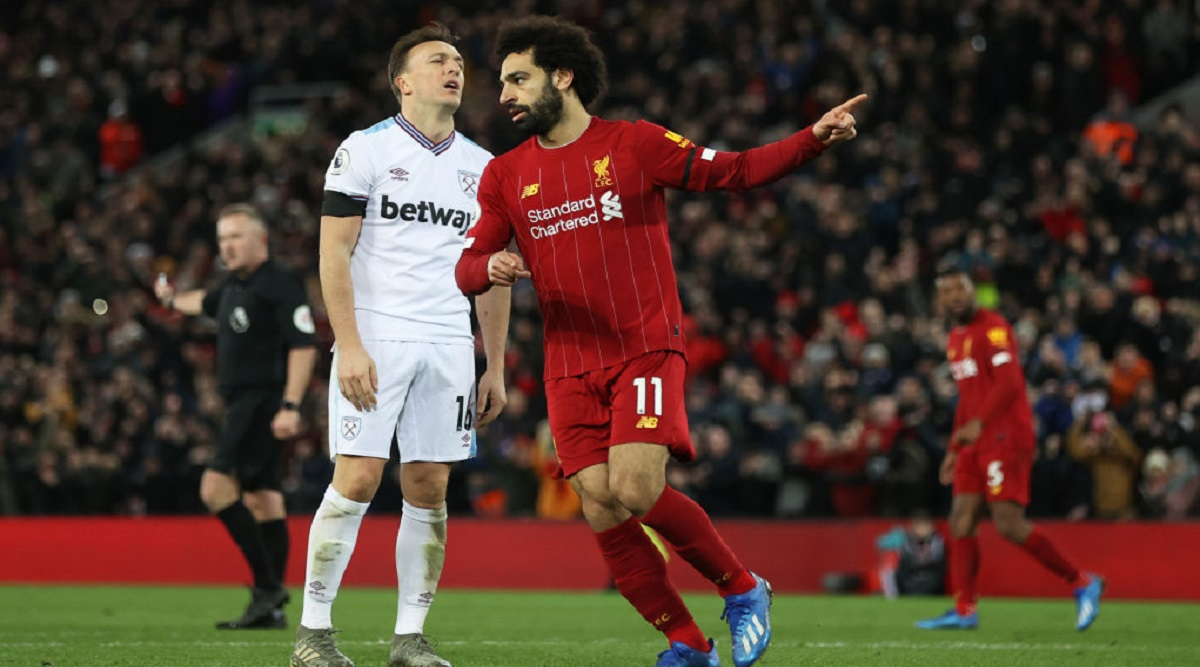 Liverpool 3-2 West Ham, Premier League 2019-20: Sadio Mane's Late Goal Brings Reds Closer to First League Title in 30 Years