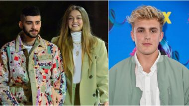 Gigi Hadid Shuts Down Jake Paul's Comments Mocking Her Boyfriend Zayn Malik With a Befitting Reply and Netizens are Loving It!
