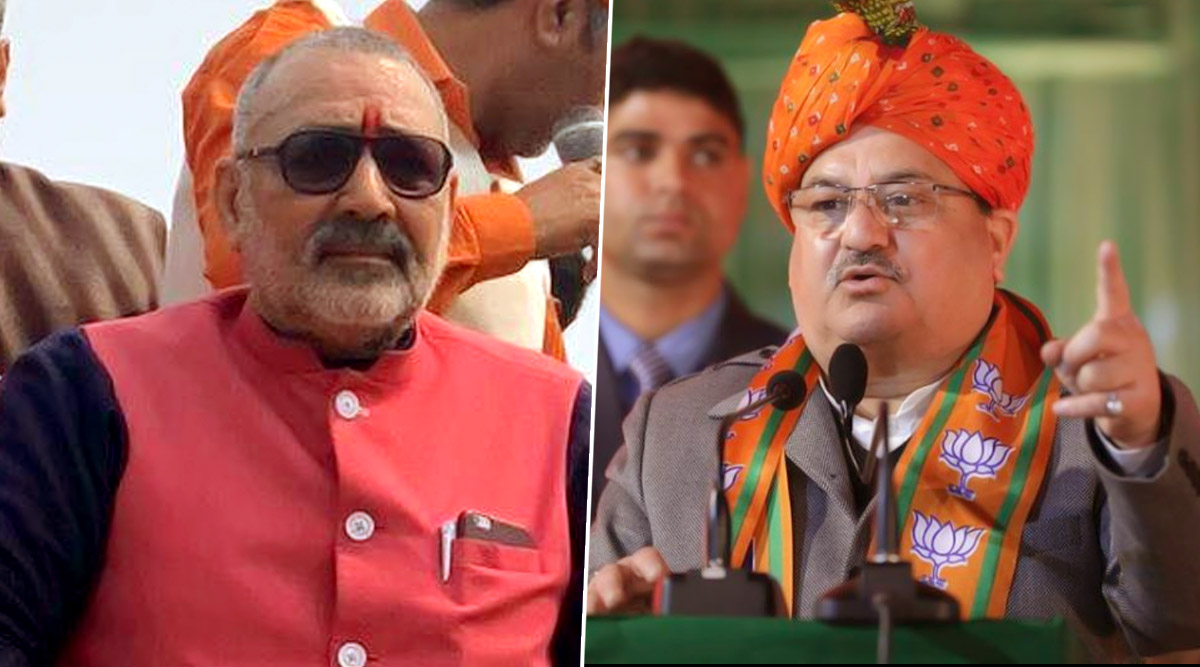 Giriraj Singh Summoned by BJP Chief JP Nadda Over His Controversial Remarks
