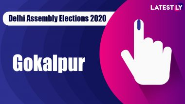 Gokalpur-SC Election Result 2020: AAP Candidate Surendra Kumar Declared Winner From Vidhan Sabha Seat in Delhi Assembly Polls