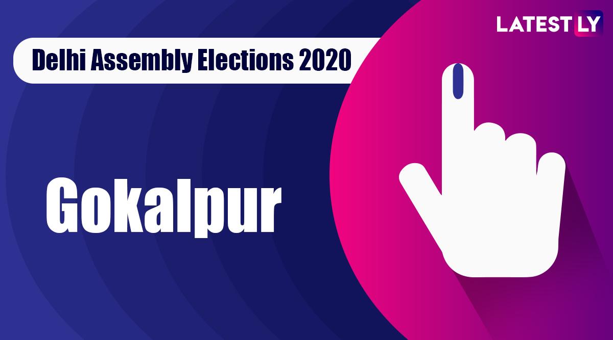 Gokalpur-SC Election Result 2020: AAP Candidate Surendra Kumar Declared Winner From Vidhan Sabha Seat in Delhi Assembly Polls