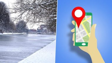 Man Falls Into Frozen Mississippi River, Blames Google Maps For Showing The Wrong Turn