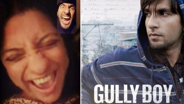 Ranveer Singh and Zoya Akhtar Cannot Keep Calm After Gully Boy Wins Big at Filmfare Awards 2020!
