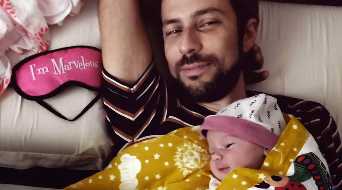 'Valentine's Everyday' for Kalki Koechlin! Actress Cannot Stop Gushing Over Beau Guy Hershberg and Baby Girl Sappho