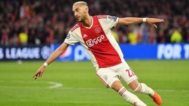 Hakim Ziyech Transfer News Update: Moroccan Midfielder Set to Join Chelsea Next Summer, Say Reports