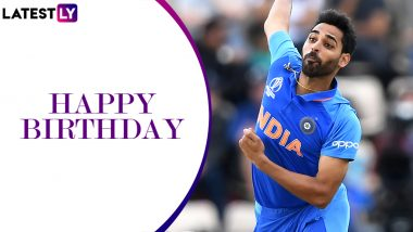 Happy Birthday Bhuvneshwar Kumar: A Look at 5 Incredible Bowling Performances by India's Swing King