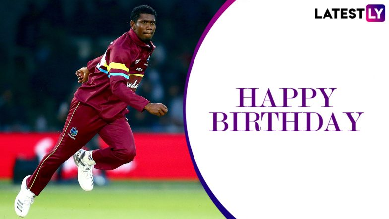Happy Birthday Keemo Paul: A Look at Some Brilliant Performances by the Windies All-Rounder