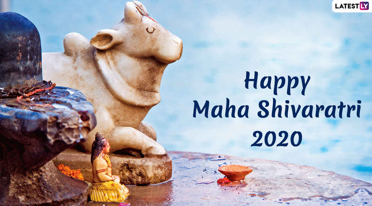 Happy Maha Shivratri 2020 Images And Wallpapers: Download And Share These Mahashivratri HD Photos as WhatsApp DP, Facebook Status, Instagram Story to Celebrate The Day of Lord Shiva