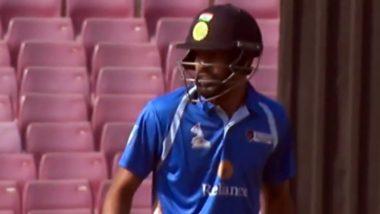 Hardik Pandya Slams 37-Ball Century in DY Patil T20 Cup Ahead of IPL 2020 (Watch Video)