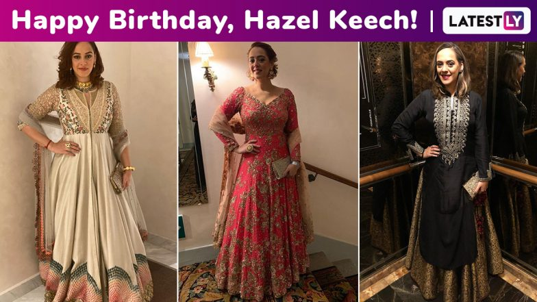 Hazel Keech Birthday Special: Style Is All About Simplicity and Elegance For This Light Eyed Beauty!