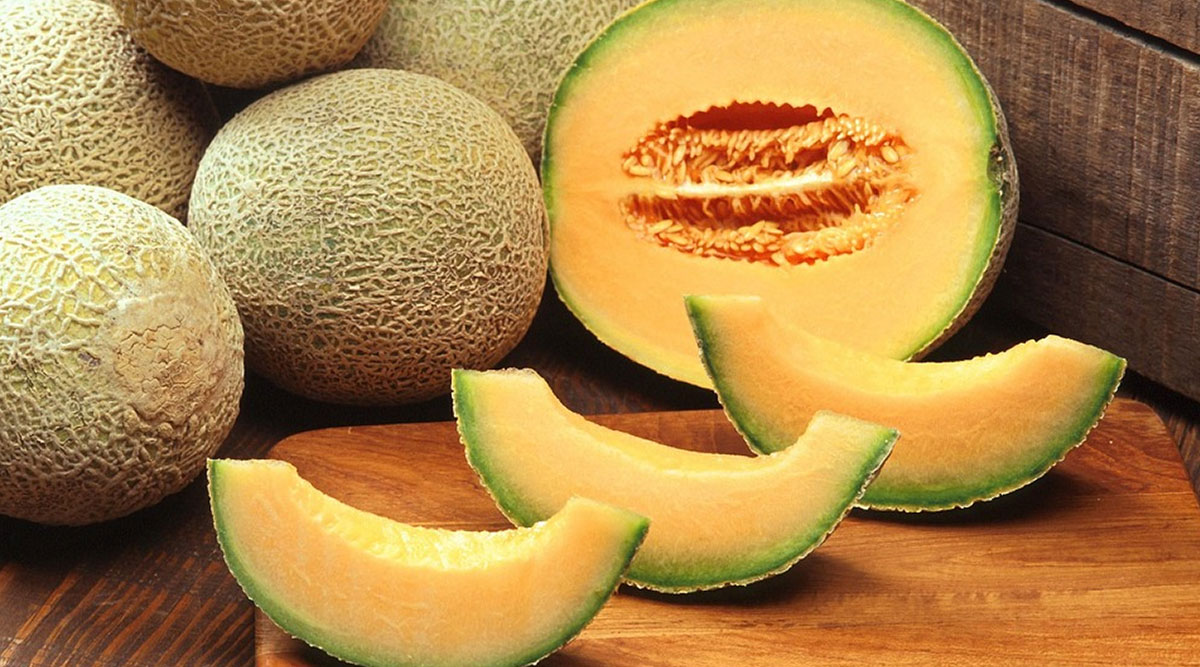 Muskmelon Health Benefits: From Weight Loss to Hair Growth, Here Are Five Reasons Why You Should Include This Aromatic Fruit in Your Diet